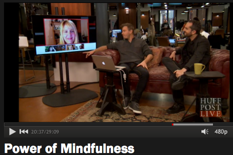 Lisa recently participated in a Huffingtonpost Live Webcast.