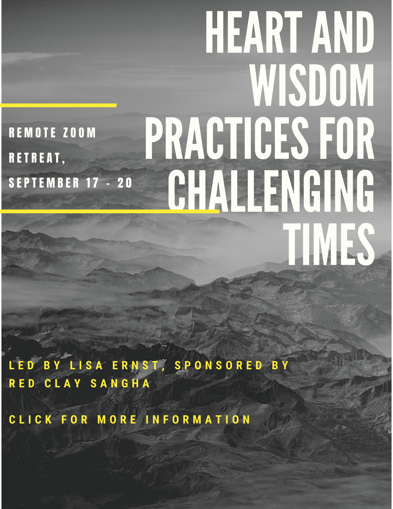 Heart and Wisdom Practices for Challenging Times(1)